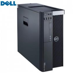SET WS DELL T3600 E5-1620/8GB/500GB/DVDRW/K600