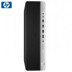 SET G2 HP ELITEDESK 800 G3 SFF I5-6500/8GB/128GB-SSD/NO-ODD