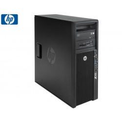 SET WS HP Z420 E5-1650v2/8GB/500GB/DVDRW/K600