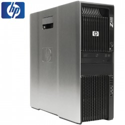 SET WS HP Z600 SC-X5670/4GB/500GB/DVDRW/NVS295