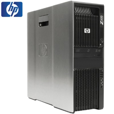 SET WS HP Z600 2x QC-E5620/8GB/500GB/DVDRW/NVS295