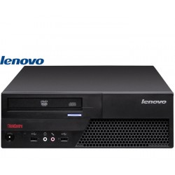 SET G3 LENOVO M58P SFF C2D-E8XXX/4GB/250GB/DVDRW/WIN7PC