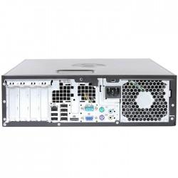 SET GA+ HP 8200 SFF I7-2600/8GB/256GB-SSD-NEW/DVDRW/WIN7PC