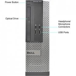 SET GA+ DELL 3010 SFF I7-3770/4GB/500GB/DVDRW/WIN7PC