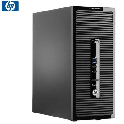 SET GA+ HP ELITEDESK 400 G2 MT I5-4570/8G/500G/NO-ODD/WIN8PC