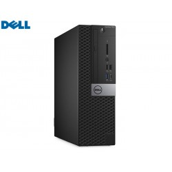 SET GA DELL 7050 SFF I5-7500/8GB/256GB-SSD/DVDRW/WIN10PC