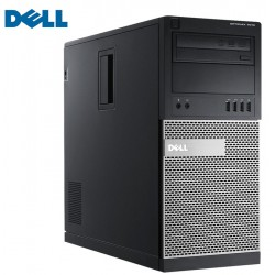 SET GA+ DELL 7010 MT I5-3470/4GB/240GB-SSD-NEW/DVDRW
