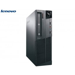 SET G3 LENOVO M91 SFF I3-2100/4GB/250GB/DVD/WIN7PC