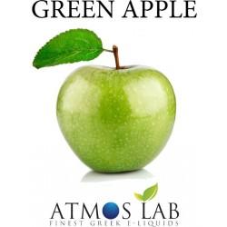 ATMOS LAB υγρό ατμίσματος Green Apple, Balanced, 0mg νικοτίνη, 10ml
