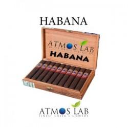 ATMOS LAB υγρό ατμίσματος Habana, Mist, 3mg νικοτίνη, 10ml