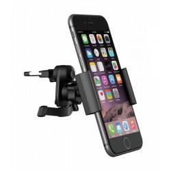 Bάση αυτοκινήτου για Smartphone, μαύρη
