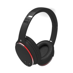 ALTEC LANSING Bluetooth headphones Slim, Noise Cancellation, μαύρα