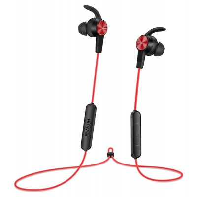 HUAWEI Sport Bluetooth earphones Lite AM61, με μαγνήτη, κόκκινα