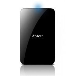 "APACER Εξωτερικός HDD AC233, USB 3.1, 2.5"", μαύρο"