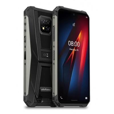 "ULEFONE Smartphone Armor 8, IP68/IP69K, 6.1"", 4/64GB, 5580mAh, μαύρο"