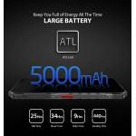 "ULEFONE Smartphone Armor X3, IP68/IP69K, 5.5"", 2/32GB, 5000mAh, μαύρο"