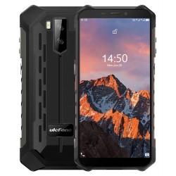 "ULEFONE Smartphone Armor X5 Pro 5.5"", IP68/IP69K, 4/64GB, 5000mAh, μαύρο"