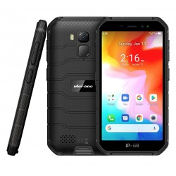 "ULEFONE Smartphone Armor X7, IP68/IP69K, 5"", 2/16GB, 13MP, μαύρο"