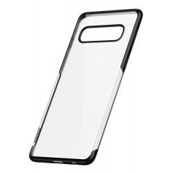 BASEUS θήκη Shining για Samsung S10 ARSAS10-MD01, διάφανη