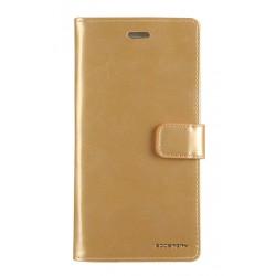 MERCURY Θήκη BlueMoon για iPhone 7/8, Gold