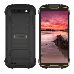 "CUBOT Smartphone King Kong Mini, 4"" HD+, 3/32GB, Quad-Core, 13MP, μαύρο"