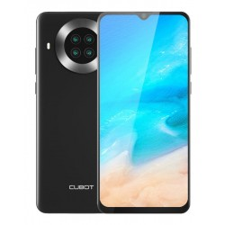 "CUBOT Smartphone Note 20, 6.5"", 3/64GB, Quad-Core, Quad camera, μαύρο"