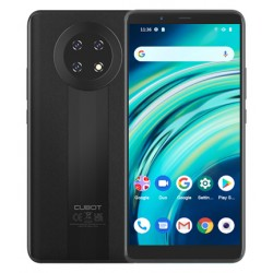 """CUBOT Smartphone Note 9, 5.99"""", 3/32GB, Octa core, Android 11, μαύρο"""