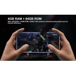 "CUBOT Smartphone X20, 6.3"", 4/64GB, Octa-Core, triple camera, μαύρο"