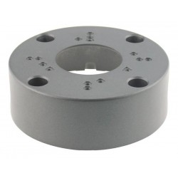 LONGSE Μεταλλική βάση στήριξης καμερών Dome και Bullet CCTV-B002, γκρι