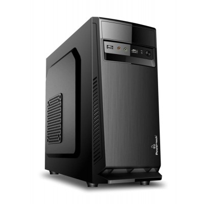 POWERTECH PC DMPC-0027, Intel Core i3-10100, DDR4 8GB, 1TB HDD