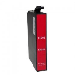 Συμβατό Inkjet για EPSON T1293, 12ml, Magenta