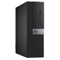 DELL PC 3040 SFF, i5-6500, 8GB, 500GB, DVD-RW, Win 10 Pro, FR