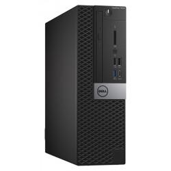 DELL PC 7050 SFF, i5-7500, 8GB, 256GB SSD, Win 10 Pro, FR