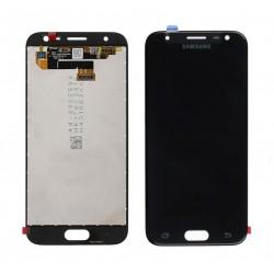 SAMSUNG LCD Touch Screen GH96-10969A για Galaxy J3(2017) J330F, μαύρη