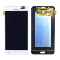 SAMSUNG Original LCD & Touch Panel για Galaxy J7 2016 J710F, White