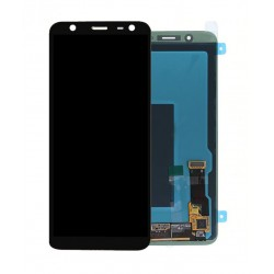 SAMSUNG Original LCD & Touch Panel για Galaxy Α3 2017 Α320, Black