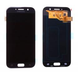 SAMSUNG Original LCD & Touch Panel για Galaxy Α5 2017 Α520F, Black