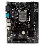 BIOSTAR Μητρική H410MHG, 2x DDR4, s1200, USB 3.2, uATX, Ver. 6.0