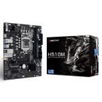 BIOSTAR μητρική H510MHE, 2x DDR4, s1200, USB 3.2, mATX