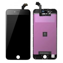 TW INCELL LCD ILCD-001 για iPhone 6, camera-sensor ring, earmesh, μαύρη