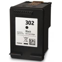 Συμβατό Inkjet για HP 302XL, Black