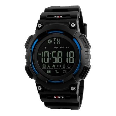 INTIME Smartwatch SW-V02, Pedometer, Remote Camera, αδιάβροχο