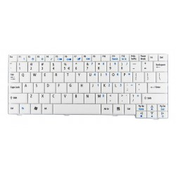 Πληκτρολόγιο για Acer A110, A150, Λευκό