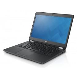 "DELL Laptop 5480, i7-6600U, 8GB, 256GB M.2, 14"", Cam, REF SQ"