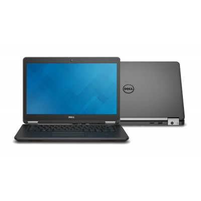 "DELL Laptop E7450, i5-5300U, 8/256GB mSATA, 14"", Cam, REF SQ"