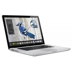 "APPLE Laptop MacBook Pro 15, i5, 8/320GB HDD, 15.4"", Cam, RW, REF FQC"