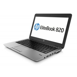 """HP Laptop 820 G2, i5-5200U, 8GB, 128GB SSD, 12.5"""", Cam, REF FQC"""