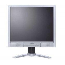 "PHILIPS used Οθόνη 190B8 LCD, 19"" 1280x1024, VGA/DVI-D, SQ"