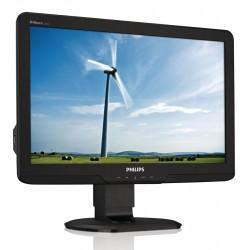 """PHILIPS used οθόνη 235B2CB LCD, 23"""" Full HD, VGA/DVI-D, SQ"""