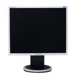 """SAMSUNG used Οθόνη 940T LCD 19"""" 1280 x 1024, VGA/DVI-D, Black-Silver, SQ"""